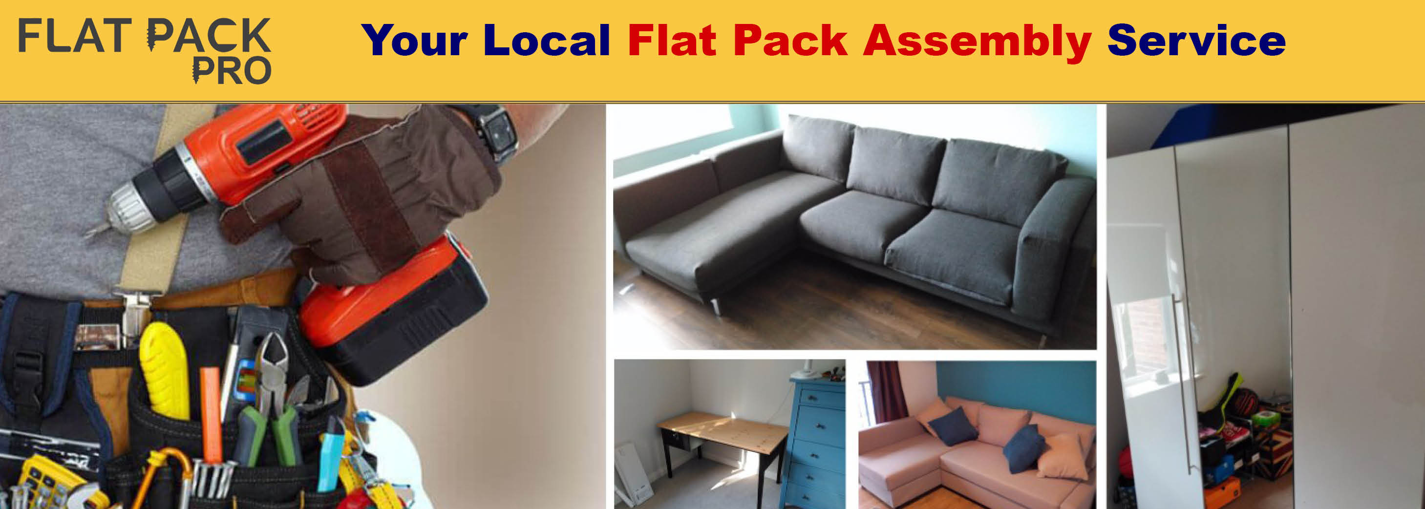 flat pack assembly near me
